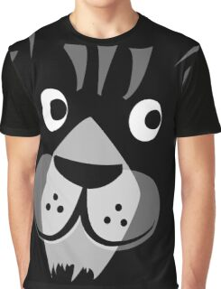 Puppy Tiger Graphic T-Shirt