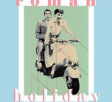Roman Holiday v.2 by Angela Sun