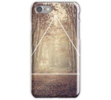 triangle iPhone Case/Skin