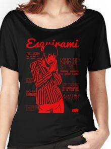 Esquagami Women's Relaxed Fit T-Shirt