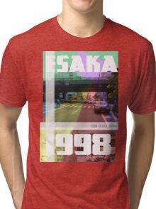 Esaka Summer Tri-blend T-Shirt