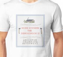 Top Seller - Stranger Things: Home is Where the Demogorgon is  Unisex T-Shirt