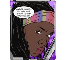 Michonne Pop Art iPad Case/Skin