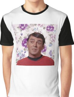 Floral Scotty Graphic T-Shirt