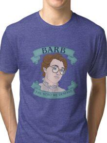 barb Tri-blend T-Shirt