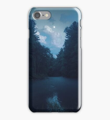 Moonrise iPhone Case/Skin