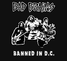 Bad Brains (Banned in D.C.) Unisex T-Shirt
