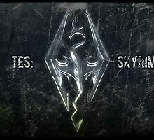 TES Skyrim by GrimmWarHunter