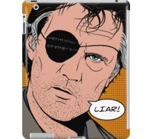 Governor Pop Art iPad Case/Skin