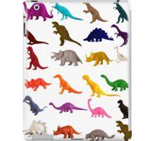 Dinosaur toys iPad Case/Skin