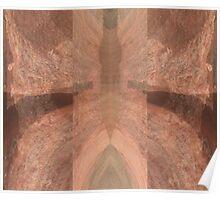 Redwood Mask #2 Poster