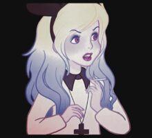 Grunge Alice In Wonderland by dragon-s
