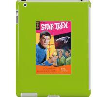 Gold Key Star Trek  iPad Case/Skin