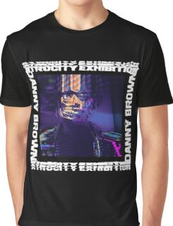 Danny Brown - Atrocity Exhibition  Graphic T-Shirt