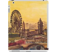 London  iPad Case/Skin