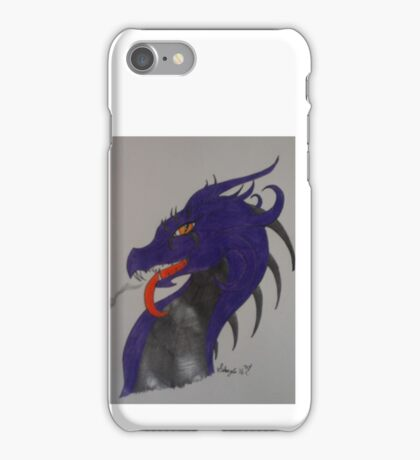 Poison Dragon iPhone Case/Skin