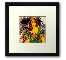 68 Framed Print