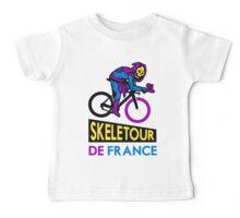 Cycling Skeletor Baby Tee