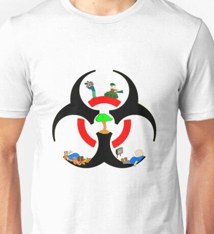 Toxic Reality Unisex T-Shirt
