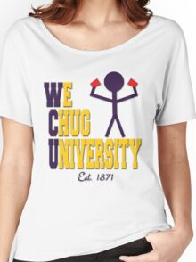 W(e)C(hug)University Women's Relaxed Fit T-Shirt