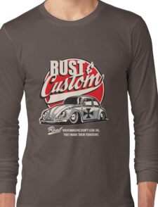 Rust & Custom Lowrider Beetle Long Sleeve T-Shirt