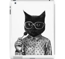 sweet cat iPad Case/Skin