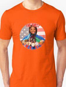 The FIRST Simone Biles Unisex T-Shirt