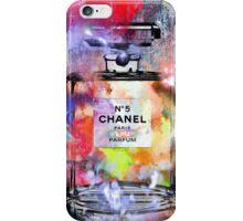 Perfume Bottle Painted iPhone Case/Skin