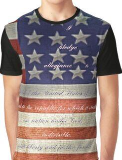 Pledge Graphic T-Shirt