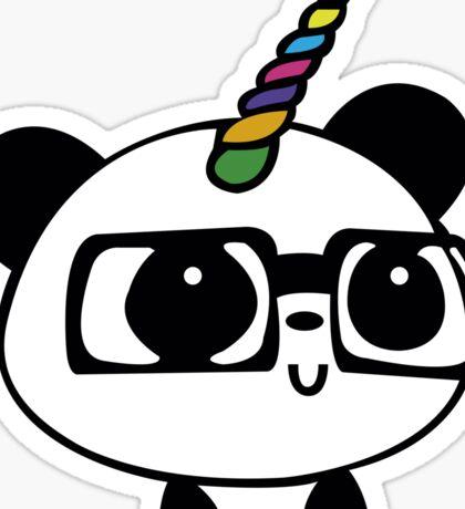 Pandicorn Sticker
