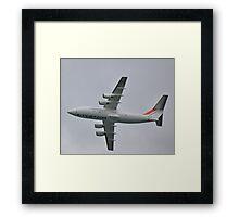 AVRO 146-RJ85 CITYJET Framed Print