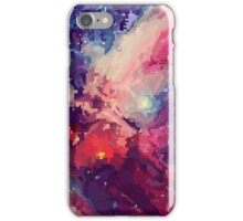 pixel space II iPhone Case/Skin