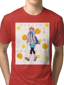 Nagisa Hazuki Free! Tri-blend T-Shirt