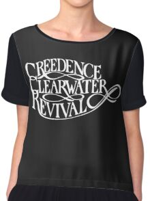 Creedence Clearwater Revival Chiffon Top
