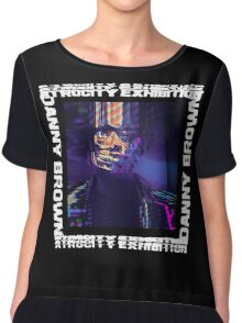 Danny Brown - Atrocity Exhibition  Chiffon Top
