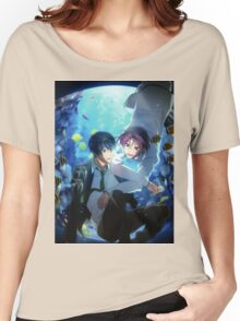 Rin X Haruka Women's Relaxed Fit T-Shirt