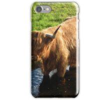 Duirinish Highland Coo! iPhone Case/Skin
