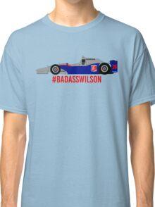 #BadAssWilson (Justin Wilson - 2015) Classic T-Shirt