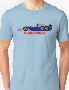 #BadAssWilson (Justin Wilson - 2015) Unisex T-Shirt