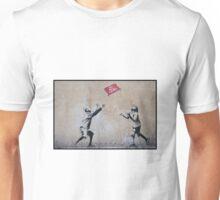 banksy no ball games Unisex T-Shirt