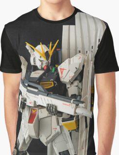 Nu Gundam Graphic T-Shirt