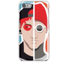 21 Pilots: Josh and Tyler iPhone Case/Skin