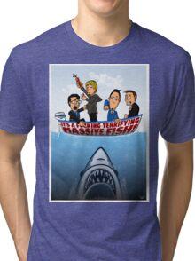 Fish Punch Tri-blend T-Shirt