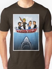 Fish Punch Unisex T-Shirt