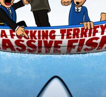 Fish Punch Sticker