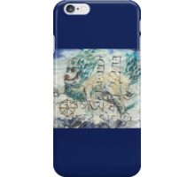Snow Lion  iPhone Case/Skin