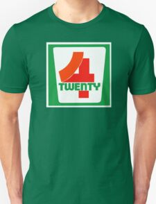 4-Twenty (7/11) T-Shirt