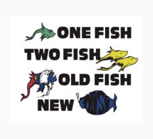 One Fish, Two Fish, Old Fish, New Phish by Ithacaboy