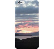 Last rays over Tingle Creek iPhone Case/Skin