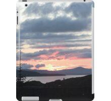 Last rays over Tingle Creek iPad Case/Skin